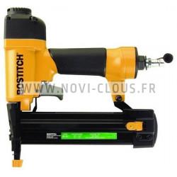 Pack 2200 clous en bande 34° 3.1x50 Annelées Inox TB + GAZ