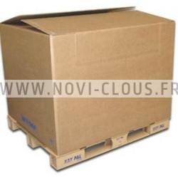 Agrafes Q6774 - 40mm Galva