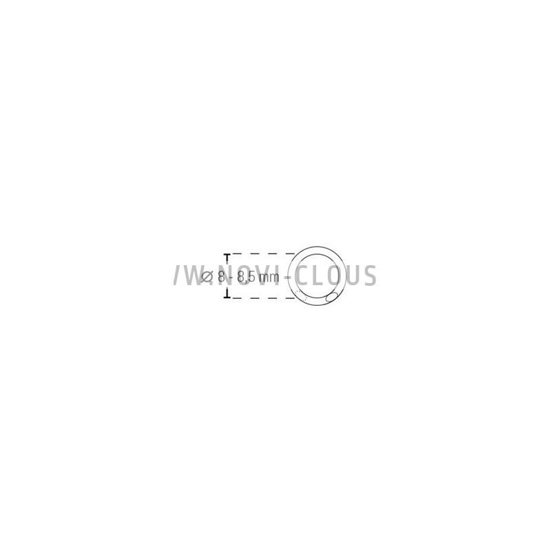 Agrafes G3 - 6mm Inox