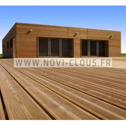 Pointes en bande Brads inclinées 38 mm Galva 16GA