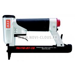 Clous Acier 15 mm CP-C615WO pour cloueur MAX HN25C
