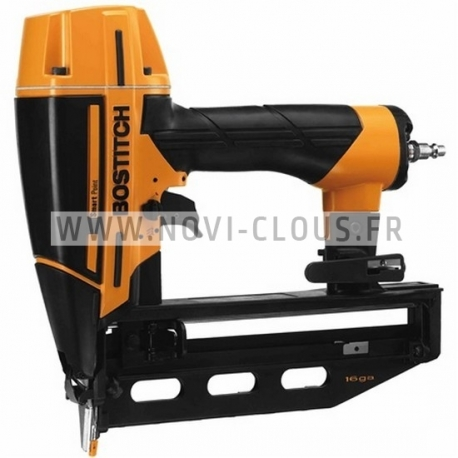 BOSTITCH FN1664SP-E CLOUEUR PNEUMATIQUE de FINITION 25-64mm