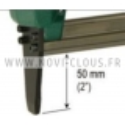 OMER 80.16SL AGRAFEUSE PNEUMATIQUE bec long agrafes 80 de 4 à 16mm