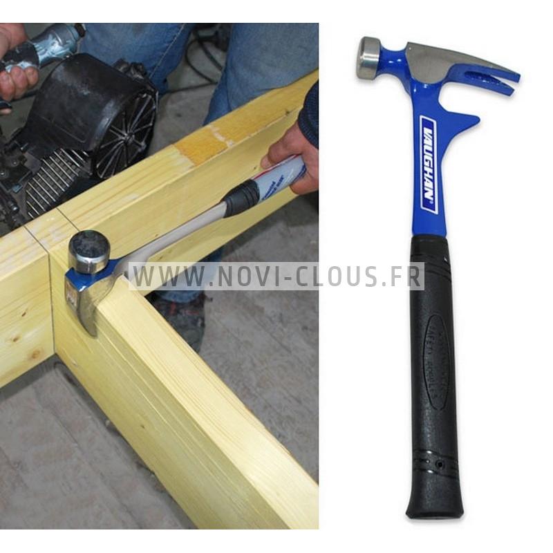 LOT CLOUEUR GAZ MAX GS690 CH + 10 PACKS 3.1X70 mm Annelés Galva