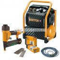 MAX HN 65J CLOUEUR PNEUMATIQUE HAUTE PRESSION Sabots de Charpente 16° 40-50mm