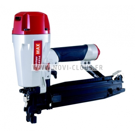 MAX TA551A/16-11 AGRAFEUSE SPECIALE FERMACELL et OSSATURE