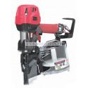 MAX HN 50 CLOUEUR PNEUMATIQUE HAUTE PRESSION pointes rouleaux 16° 35-50mm