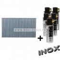 SENCO SAP40XP CLOUEUR PNEUMATIQUE Béton/Acier 15-40mm