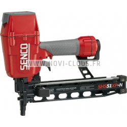 SENCO SHS51XP AGRAFEUSE PNEUMATIQUE agrafes G5562 de 25 à 50mm