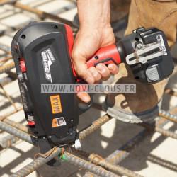 Agrafes G3 - 12mm Galva