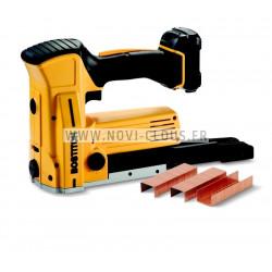 Pack pointes Brads 25 mm Inox 16GA + Gaz