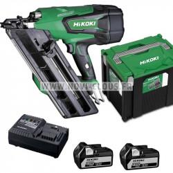 Pack pointes Brads 30 mm Inox 16GA + Gaz