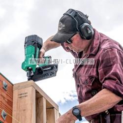 Pack pointes Brads 35 mm Inox 16GA + Gaz