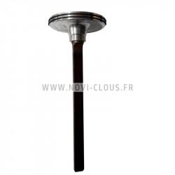 Pack pointes Mini-Brads 45 mm Galva 18GA + Gaz