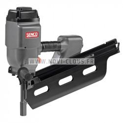 Pack pointes Mini-Brads 15 mm Inox 18GA + Gaz