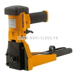 BOSTITCH DS-3519-E Agrafeuse carton pneumatique 15 à 19 mm