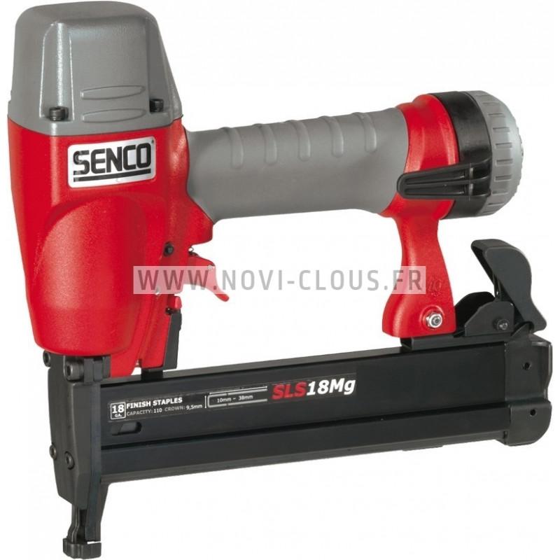 BOSTITCH MIIIFN Cloueur parquet pneumatique 38 à 50 mm