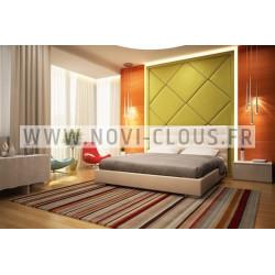Pointes en bande 20° Brads inclinées 50 mm Inox 16GA