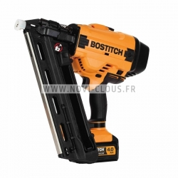 BOSTITCH BTCN560 CLOUEUR DE CHARPENTE SANS FIL 18V 4Ah