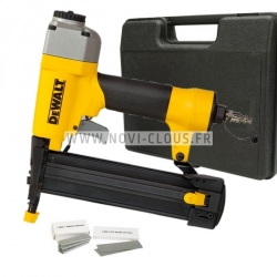 DEWALT DPSB2IN1 CLOUEUR/AGRAFEUR PNEUMATIQUE de FINITION 15-40mm