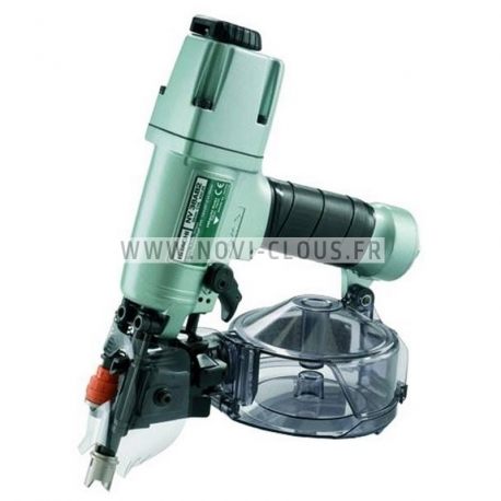 HITACHI NV38AB2 CLOUEUR PNEUMATIQUE pointes rouleaux 25-38 mm