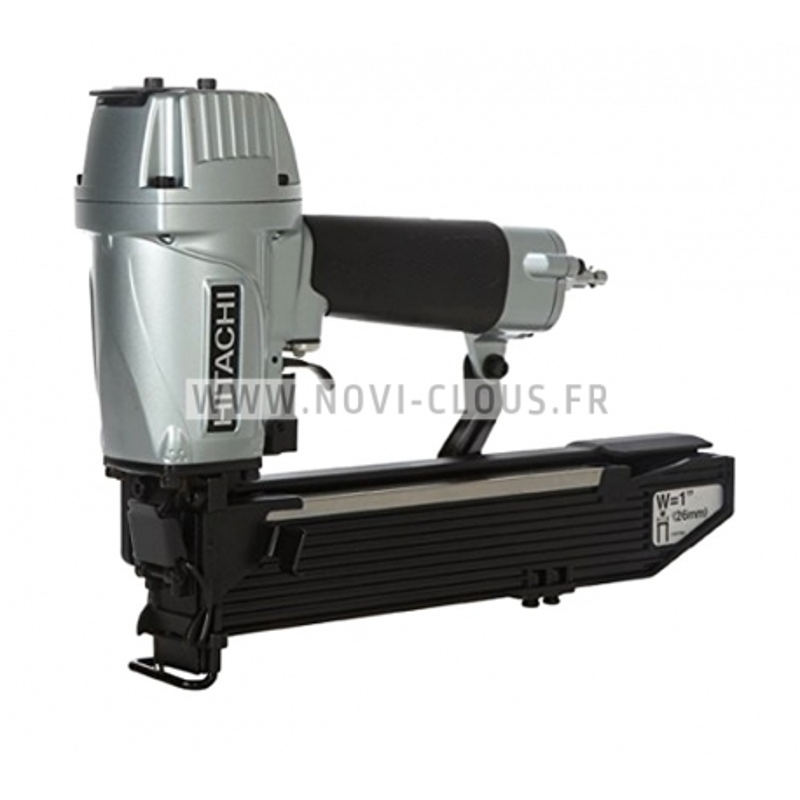 HITACHI N 5024A2 AGRAFEUSE PNEUMATIQUE agrafes W5562 de 25 à 50 mm