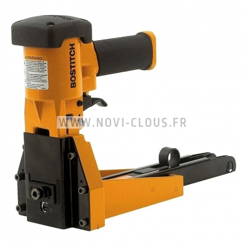 BOSTITCH DS-3522-E Agrafeuse carton pneumatique 18 à 22 mm