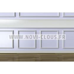 Pointes en rouleau INOX A4 annelées 2.5x70 mm carton de 3600