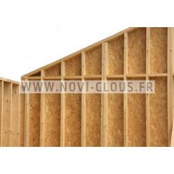 Clous en bande 20° 3,4x90 Spiralées acier