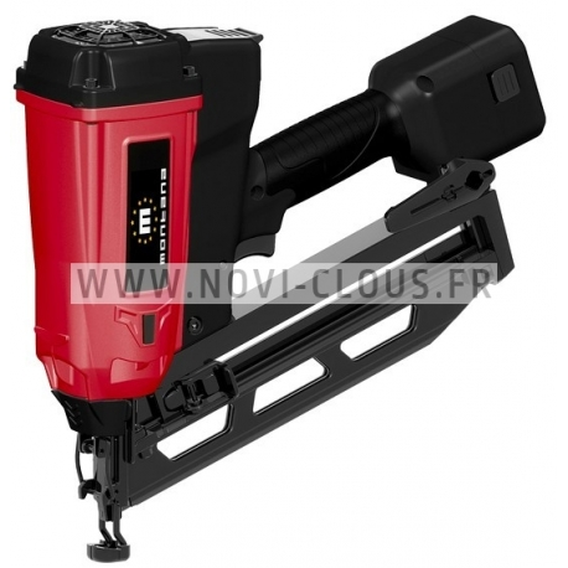 MONTANA GB20-64 CLOUEUR GAZ DE FINITION 25-64mm