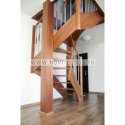 Clous en bande 20° 3,8x130 Spiralées acier