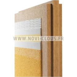 Clous en bande 20°/21° 2.8x60 mm annelées Inox A4 Tête bombée