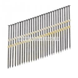 Clous en bande 20° 2.8x55 Lisses acier Carton de 6000