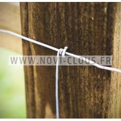 Clous en bande 20° 2,8x70 Lisses acier