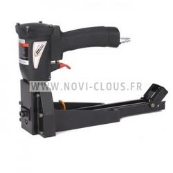Clous en bande 20° 3,8x130 Lisses acier