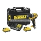 LOT DEWALT perceuse DCD701D2 12V 2.0Ah + Agrafeuse emballage BOSTITCH DSA-3522