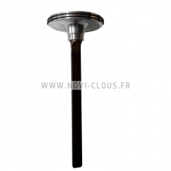 Piston couteau + joint OMER 12.40G