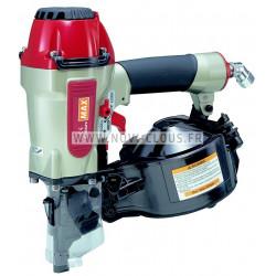 1100 Clous en bande 34° 2,8x50 Annelés acier Tête en D