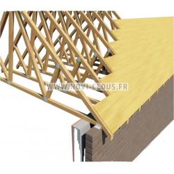 1100 Clous en bande 34° 2,8x75 Annelés acier Tête en D