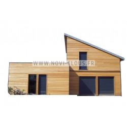 Clous en bande papier 34° 2.8x55 Annelés Inox A2 carton de 1100
