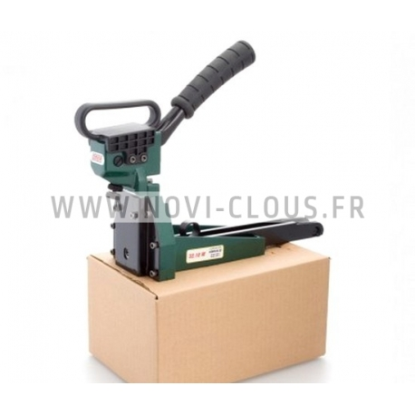 OMER 35/18M AGRAFEUSE MANUELLE SPECIAL EMBALLAGE CARTON