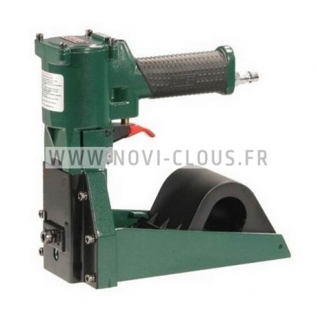 OMER A.18 AGRAFEUSE PNEUMATIQUE SPECIAL EMBALLAGE agrafes ROLL