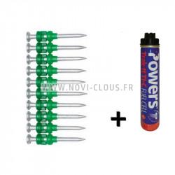 Agrafes 16 NC - 64mm Inox