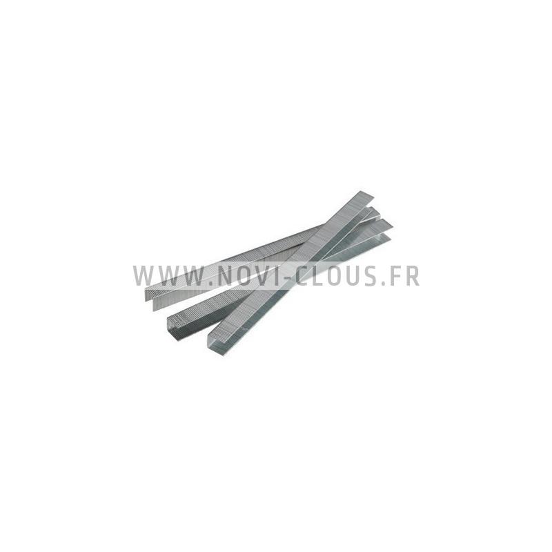Agrafes 90 - 30mm Inox