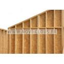 Agrafes BS - 90mm Inox pour isolants épais - BTE 1500
