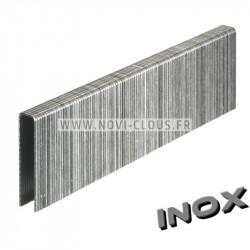 Agrafes T50 - 10mm Galva