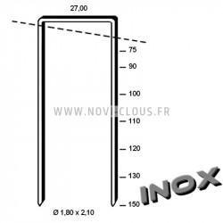 Lubrifiant aérosol pour cloueurs et agrafeuses 400ml