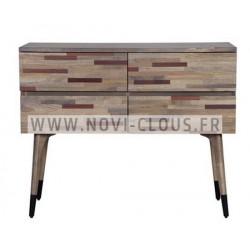 2200 Clous en bande 34° 2,8x70 Lisses acier Tête en D SANS GAZ