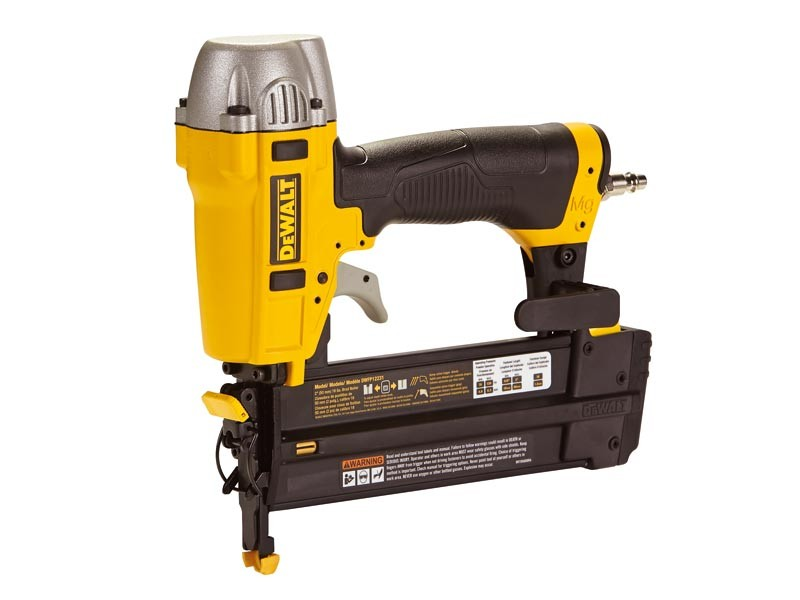 DEWALT DPN1850 CLOUEUR PNEUMATIQUE de FINITION 15-50mm