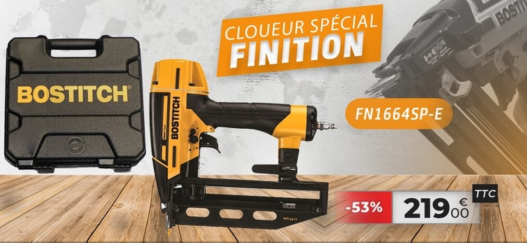 -53% CLOUEUR BOSTITCH